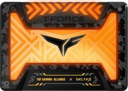 Dysk SSD Team Group T-Force Delta S 500 GB 2.5'' SATA III (T253ST500G3C312)