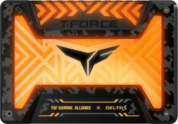 Dysk SSD Team Group T-Force Delta S 250 GB 2.5'' SATA III (T253ST250G3C312)
