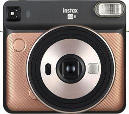 Aparat cyfrowy Fujifilm Instax Square 6 Złoty
