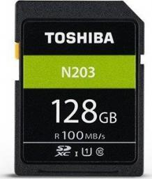 Karta pamięci Toshiba SDXC 128GB THN-N203N1280E4