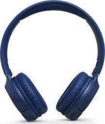 Słuchawki JBL Słuchawki JBL TUNE500BT JBLT500BTBLU (nauszne; Bluetooth; NIE; kolor niebieski)