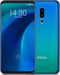 Smartfon Meizu 16TH 128 GB Dual SIM Niebieski  (MEIZU16TH8/128BLUE)
