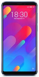 Smartfon Meizu M8 64GB niebieski (MEIZUM864GBBLUE)