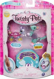 Spin Master Bransoletki Twisty Petz - 3-pak Mysz, kangur, jeleń-6044203/20103207