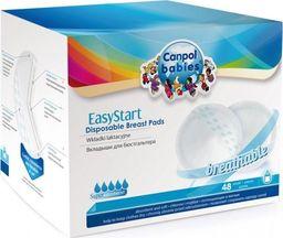 Canpol Wkładki laktacyjne Babies EasyStart 48szt.