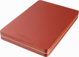 Dysk zewnętrzny Toshiba  Canvio Alu 500 GB USB 3.0 (HDTH305ER3AB)