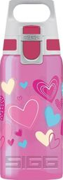 SIGG Butelka na wodę różowa