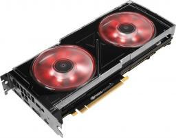 Karta graficzna KFA2 RTX 2080 Ti Dual Black, 11GB GDDR6, 352BIT (28IULBUCT4NK)