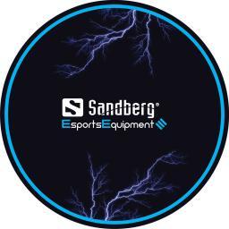 Sandberg Sandberg Mata podłogowa na fotel do gier