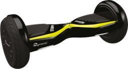 Deskorolka elektryczna Skymaster Deskorolka Wheels 11'' Dual Smart czarno-żółta