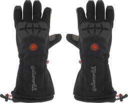 Sunen SUNEN Glovii - Ogrzewane termoaktywne rękawice robocze, rozmiar XL, czarne