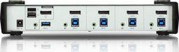 Przełącznik Aten ATEN CS1914 4-Port USB DP/Audio KVMP/USB 3.0 Switch