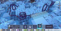 Gra Nintendo Switch Roller Coaster Tycoon-3499550370539