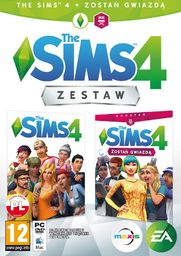 The Sims 4 + Zostań Gwiazdą