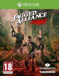 Gra Xbox One Jagged Alliance Rage-9120080072511