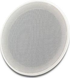 Qoltec Dwudrożny głośnik sufitowy | RMS 10W | 180mm | 8 Om | biały-51088