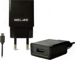 Ładowarka Beline Ładowarka sieciowa USB + microUSB 1A (Beli0008)