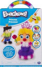 Spin Master Bunchems kolorowe rzepy zestaw świecący w ciemności księżniczka (6039994/20100012)