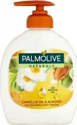 Palmolive  Mydło w płynie z dozownikiem Milk & Camelia 300ml