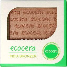 Ecocera  Puder brązujący India  10g