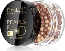 Eveline Pearls Full HD Puder w perełkach brązujący  15g