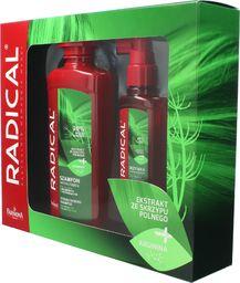 Farmona Farmona Zestaw prezentowy Radical (szampon 400ml+odżywka 100ml)