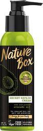 Nature Box Avocado Oil Krem do włosów regenerujący 150ml