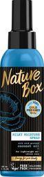 Nature Box Nature Box Coconut Oil Spray do włosów nawilżający  150ml