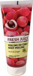 Fresh Juice Fresh Juice Peeling do ciała Litchi & Ginger  200ml