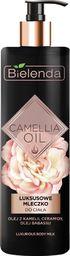 Bielenda Mleczko do ciała Camellia Oil 400ml