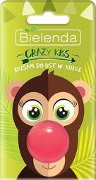 Bielenda Bielenda Crazy Kiss Balsam do ust w kulce Małpka  8.5g