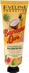 Eveline Eveline Balsam do rąk wygładzający Banana Care  50ml