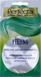 Perfecta Peeling gruboziarnisty - cera normalna, mieszana i tłusta 8ml (saszetka)