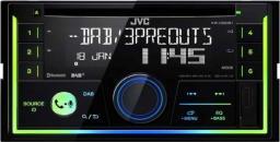 Radio samochodowe JVC KW-DB93BT