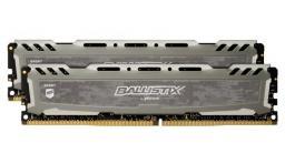 Pamięć Ballistix Ballistix Sport LT, DDR4, 8 GB,2666MHz, CL16 (BLS2K4G4D26BFSB)