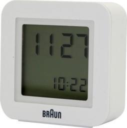 Braun Braun 66064 Alarm Clock white