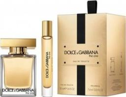 Dolce & Gabbana The One EDT spray 50ml + Rollerball 7.4ml