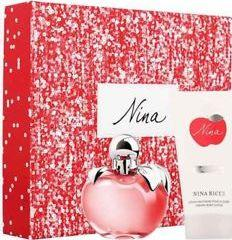 NINA RICCI Zestaw Edt Spray 80ml + Body Lotion 100ml