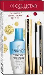 Collistar COLLISTAR_SET Infinite Seduction Eye Set Gentle Two - Phase Make Up Remover 50ml +Mascara Infinito 11ml + Professional Eye Pencil  Black