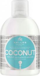 Kallos Szampon odżywczo-wzmacniający do włosów Coconut 1000 ml