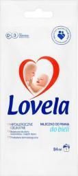 Lovela Mleczko do prania ubranek niemowlęcych i dziecięcych do bieli 94ml