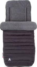 CuddleCo Śpiworek Comfi-Snug 2w1 - czarny