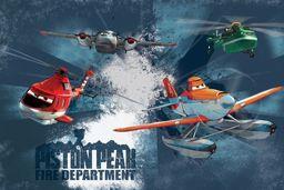 Obraz na płótnie 40x60 Samoloty