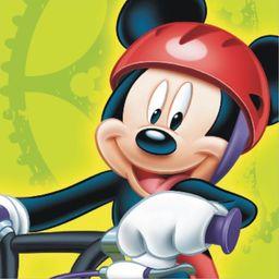 Obraz na płótnie 23x23 Mickey