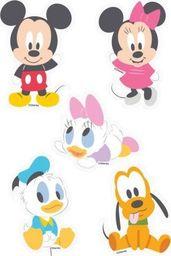 Dekoracje ścienne - Myszka Mickey Baby - zestaw