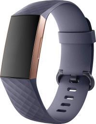 Smartband Fitbit Charge 3 (FB409RGGY-EU)