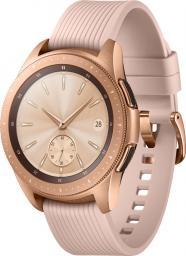 Smartwatch Samsung Galaxy Watch 42mm Różowy  (SM-R810NZDADBT)