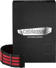 CableMod CableMod PRO ModMesh C-Series AXi, HXi & RM Cable Kit - schwarz/