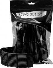 CableMod Zestaw przedłużający PRO ModMesh - czarny