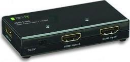Techly Przełącznik 2xHDMI FullHD (IDATA-HDMI-21)